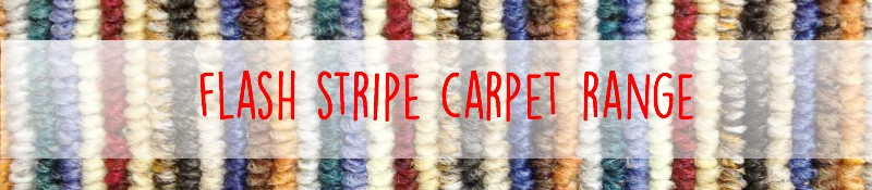 flash stripe carpet range